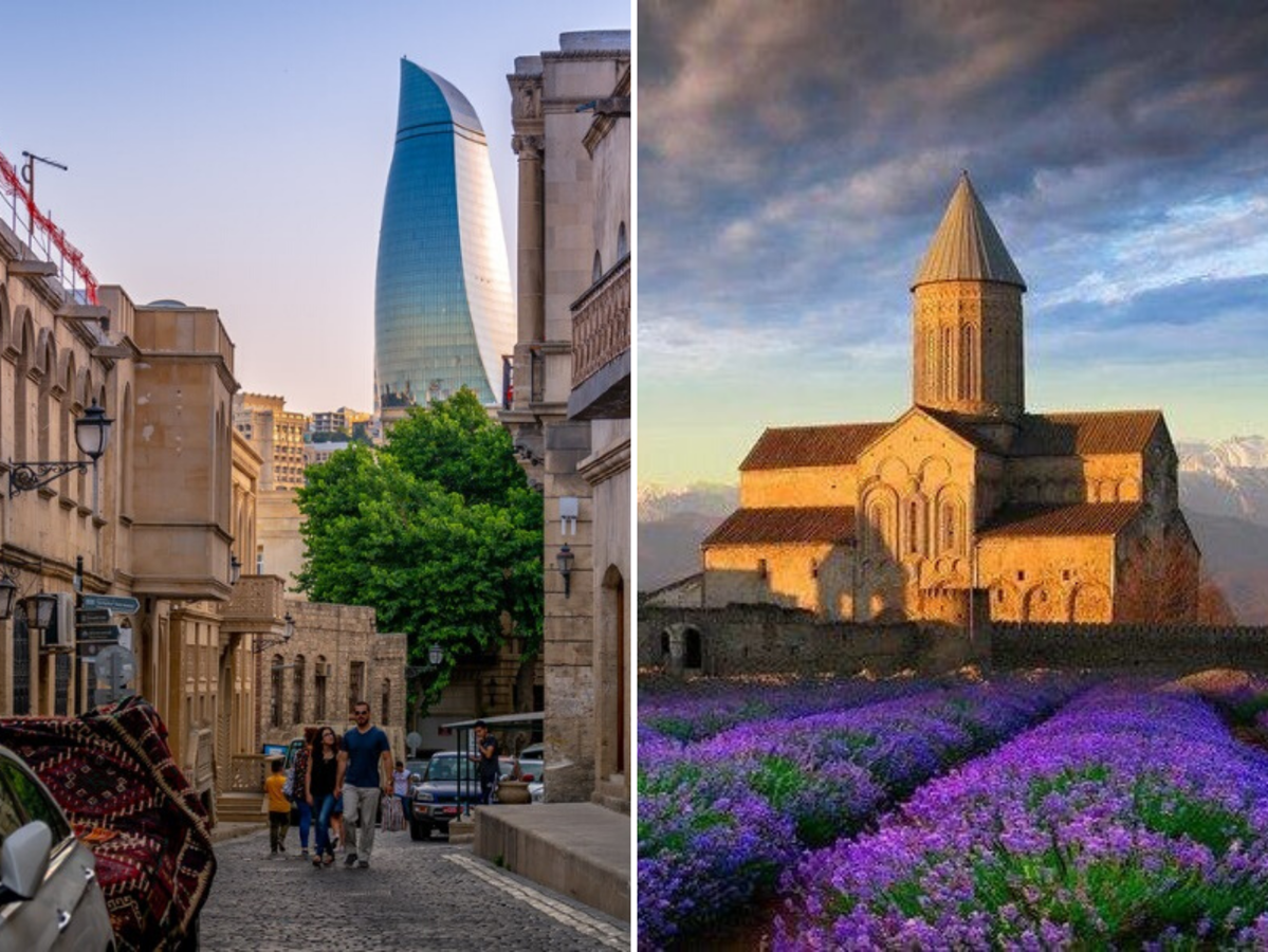 TOUR NAME AZERBAIJAN + GEORGIA 11 nights
